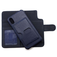 Prodigee Wallegee Case for Apple iPhone X - Blue
