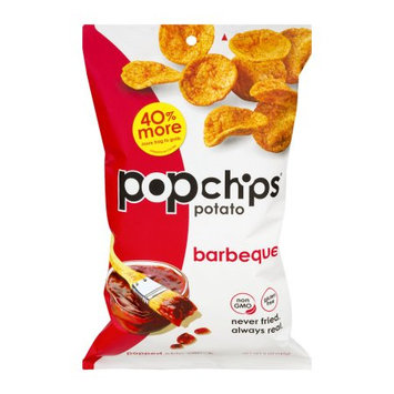 Popchips Inc Popchips Potato Chips Barbeque, 5.0 OZ