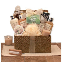 Mothers Day Gift Relaxing Vanilla Bliss Mothers Day Spa Gift Chest