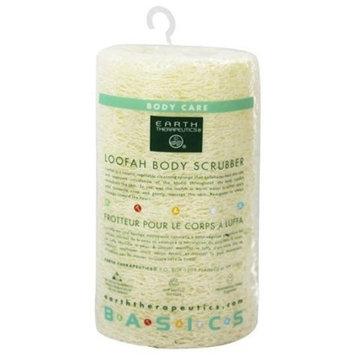 Earth Therapeutics Loofah 7 Inches Body Scrubber, 1 Each - by Earth Therapeutics