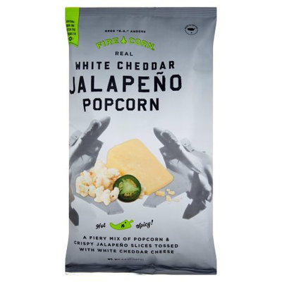 Wal-mart Stores, Inc. Pop Gourmet, Popcorn White Chedder Jalepeno, 4.5 Oz (Pack Of 12)