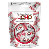 Ocho Candy BAR, OG2, PEPRMNT, MINI, PCH, (Pack of 12)