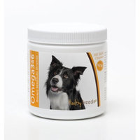 Healthy Breeds 840235142393 Border Collie Omega 3 & 6 Soft Chews - 60 count