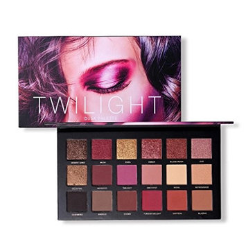 Makeupstore Eyeshadow Palette Matte and Shimmer Professional ✿Shimmer Glitter Eye Shadow Powder Palette✿ UCANBE 18 Colors Pearl Glitter Color Eyeshadow Powder Eye Shadow Palette Set