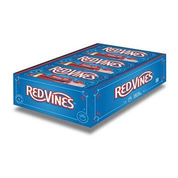 Red Vines Original Red Twists - 5 oz. tray, 12 per case