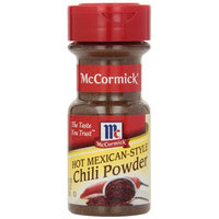 McCormick Chili Powder, Hot Mexican, 2.5 OZ (Pack of 4)