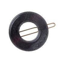 France Luxe Small d'Orsay Tige Boule Barrette - Galaxy Jet