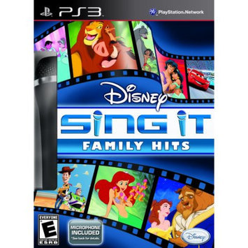 Bvi Disney Sing It: Family Hits Bundle (with microphone)