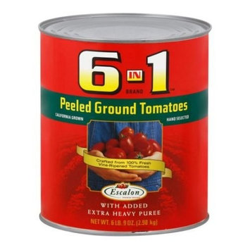 Heinz 6 in 1 All Purpose Peeled Ground Tomatoes