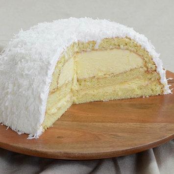 Sweet Endings Sweet Georgia Coconut Cream Bombe®, 3 layer, 10-inch cake (14 slices)