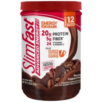 Slimfast Mocha Cappuccino Smoothie - MOCHA CAPPACHINO (12 Ounces Powder) by SlimFast at the Vitamin Shoppe