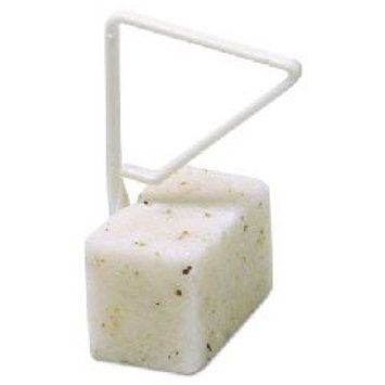 Fresh Products PP1235BBS ParaZyme Toilet Bowl Block, 3.5-Oz, White, Springtime Fragrance, Dozen
