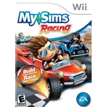Electronic Arts MySims Racing Wii (Nintendo Wii Game Only )