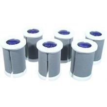 BABYLISS PRO Instant Heat 6 Jumbo 1 inch Replacement Rollers Set (Model: BABJR6)