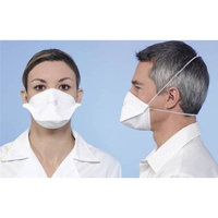 100 x FFP3 Medical Face Masks Recommended By WHO for Protection Against Ebola