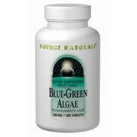 Source Naturals Blue-Green Algae 500mg, 200 Tablets