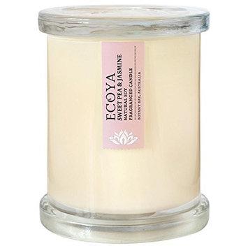 Ecoya Metro Jar Sweet Pea Candle - Pack of 6