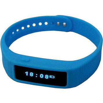 iView Blue Smart Wrist Fitness Band