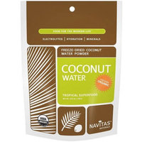 Navitas Naturals Organic Freeze-Dried Coconut Water Powder, 5.8 oz