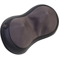Comfort Products, Inc. Relaxzen 3D Shiatsu Neck Pillow Massager with Heat