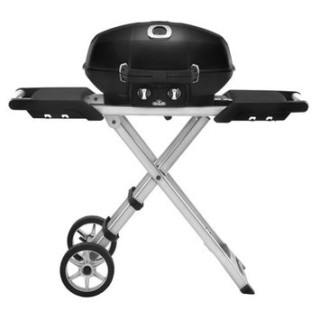 Napoleon TravelQ PRO Series 285 Portable Gas Grill with Scissor Cart
