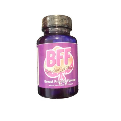 Bff Products BFF Pills Breast Friends Forever, Success in Breast Enhancement 90 Capsules