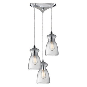 Elk Lighting Menlow Park 60053-3 Pendant Light