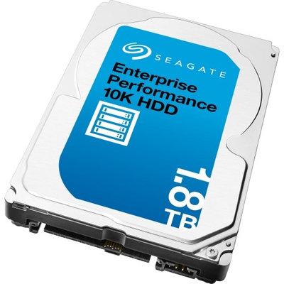 Seagate ST1800MM0078 1.80TB 2.5 Internal Hard Drive - SAS - 10000rpm - 128MB Buffer