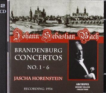 J. S., Bach Brandenburgische Konzerte 1-6