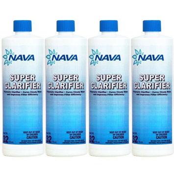 Nava Super Clarifier - (4) 32 oz. Bottle