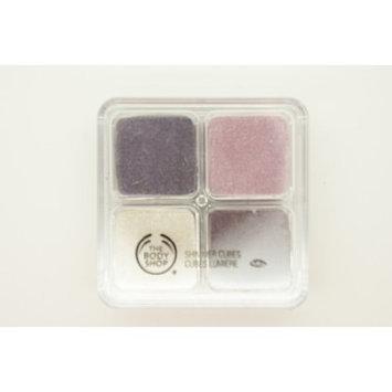The Body Shop Shimmer Cubes, Palette 23 Purple/Violet []