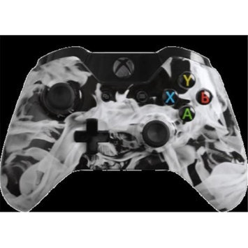 Evil Controllers X1iWFCxMM White Fire Master Mod Xbox One Modded Controller