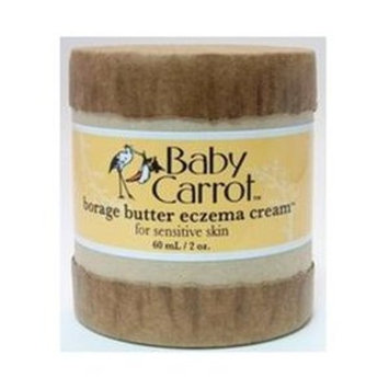 Borage Butter Eczema Cream Wild Carrot Herbals 2 oz Cream
