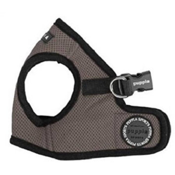 Puppia Soft Dog Harness Vest Brown X-Small