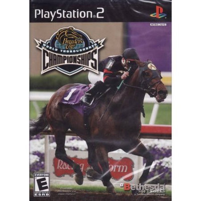Sony Breeders' Cup World Thoroughbred Championships - Playstation 2