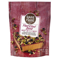 Frito Lay Rare Fare Foods Fruit and Seed Blend, 20 Ounce