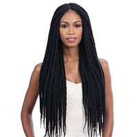 Freetress Crochet Braid / Bulk Long Large Box Braid - TT530