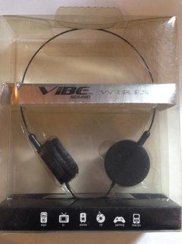 Supergooddeals.com Vibe Sound Wire headphones black