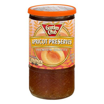 Clements Foods Co. Garden Club Apricot Preserves, 18.0 OZ