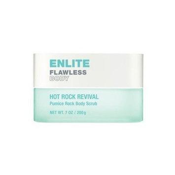 Enlite Flawless Body HOT ROCK REVIVAL Polishing Pumice Body Scrub, 7 OZ