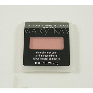 Mary Kay Mineral Cheek Color, Shy Blush