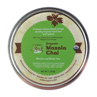 Heavenly Tea Inc. Heavenly Tea Leaves Organic Masala Chai Loose Leaf Tea Canister, 1.75 oz.