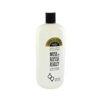 Alyssa Ashley Musk By Alyssa Ashley For Women. Hand & Body Lotion 25.5 Oz.