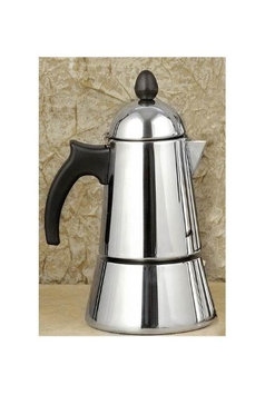 European Gift & Houseware European Gift 1276 Stove Top Espresso Coffee Maker 6Cup Item 1276