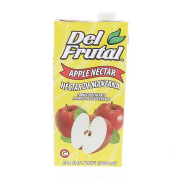 Alimentos Maravilla Del Frutal Apple Nectar Concentrate 1000ml - Concentrado de jugo de manzanna (Pack of 1)