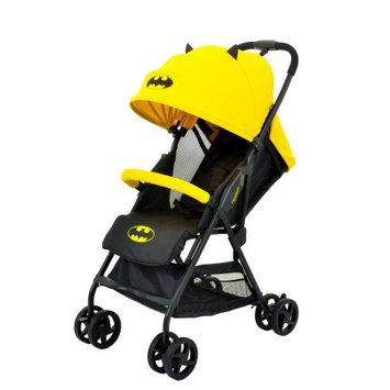 KidsEmbrace DC Comics Batman Lightweight Compact Stroller, Canopy Yellow