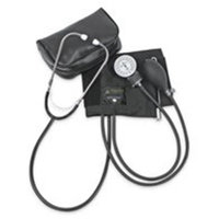 Self-Taking Blood Pressure Kit with Stethoscope for Adult