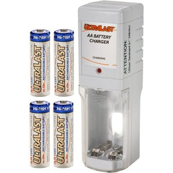 AA Rechargeable NiMH Batteries