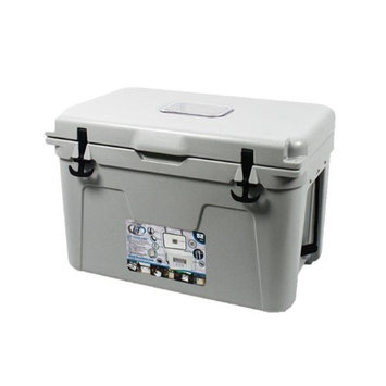 Lit TS3006000TQ22Q 22 qt Lit Cooler- Grey White