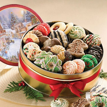 Fancy Holiday Cookies [Assorted]